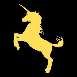 Golden Unicorn of Awesome